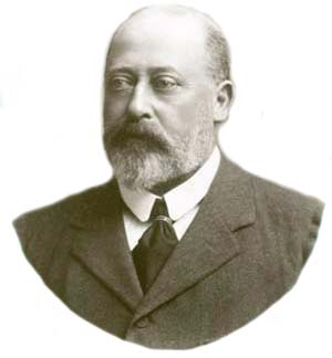 Edward VII Portrait